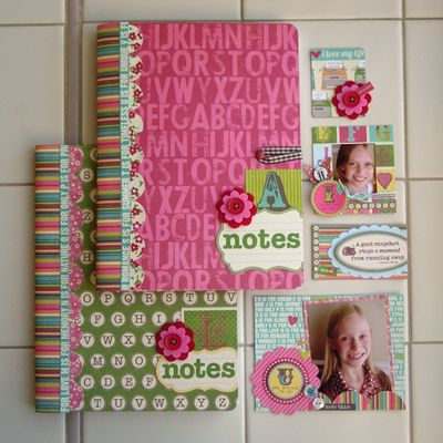 Projects-Aly Dosdall-Back to School