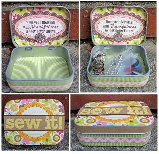 Project-Nicole Beaudoin Wise - Sew It! Emergency Kit