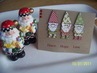 Card-Madeleen Van der Merwe-Field-Peace Hope Love