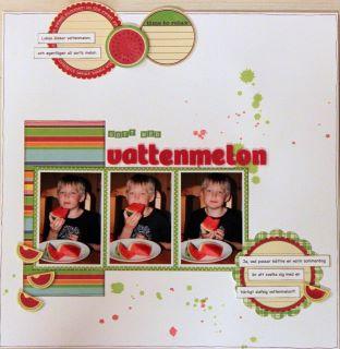 LO-Ulrika Wandler-Vattenmelon