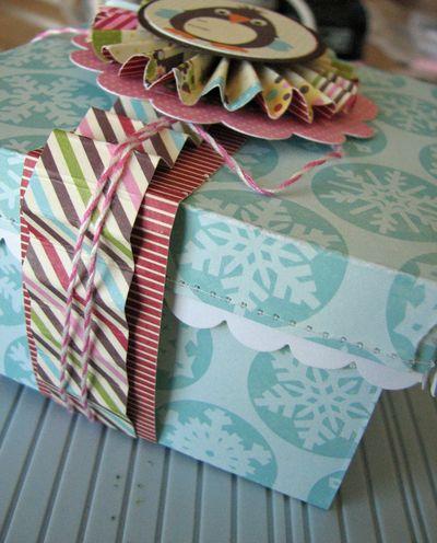 Closeup box