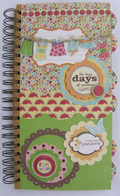 Journal-Annette-Days of Summer