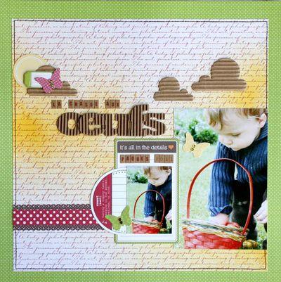 LO-Carole-La Chasse Aux Oeufs