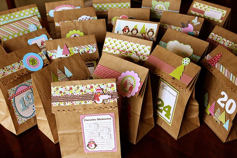 CHA Project-Lisa-Advent Bags