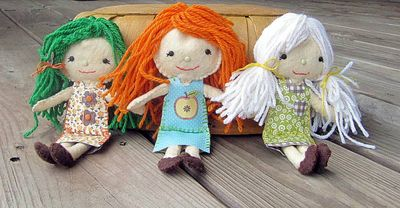 CHA Project-Jenifer-Apple Cheddar Dolls