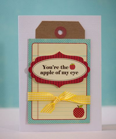 Card-Teka-Apple of My Eye