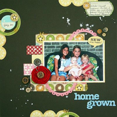LO-Kim Telano Arledge-Home Grown