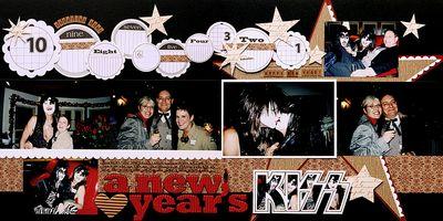 LO-Lisa-A New Year's Kiss