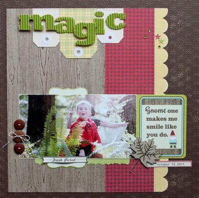 LO-Lydia Turner Jackson-Magic