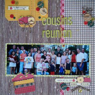 LO-Wendy Germain Crowe-Cousins Reunion