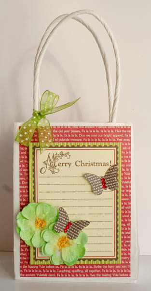 Christmas gift paper bags 005