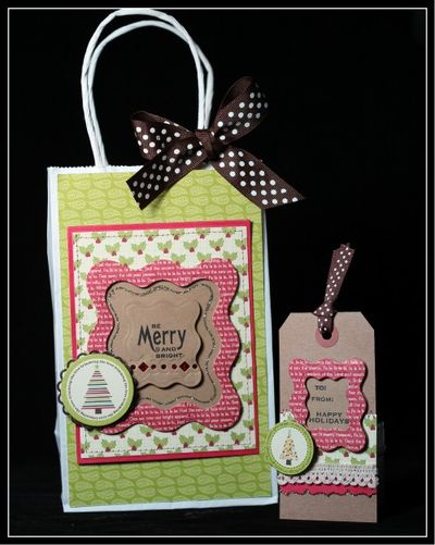 Project-Julie Overby-Bag and Tag