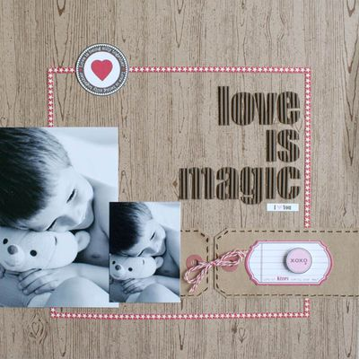 LO-Carole-Love is Magic