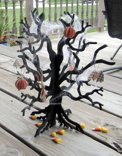Project-Jen-Halloween tree ornaments