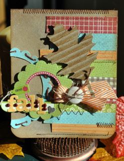 Card-Cathy Harper-Fall