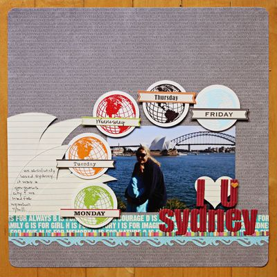LO-Lisa-I Love You Sydney