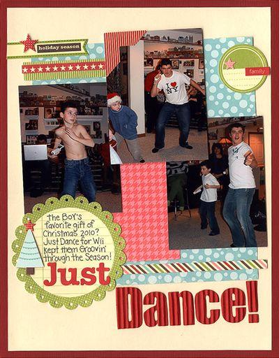 LO-Laina-Just Dance