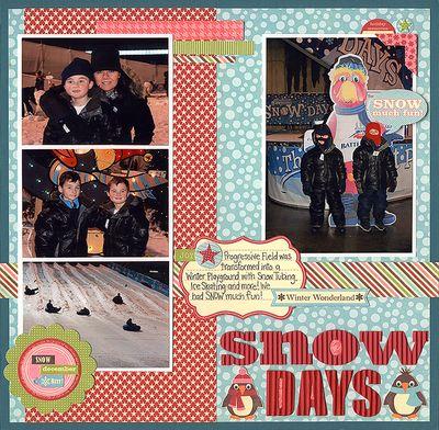 LO-Laina-Snow Days
