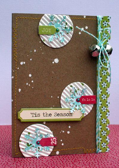 Card-Mel-Tis The Season
