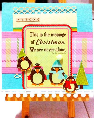 Card-Li Teng Tan-Chistmas Message
