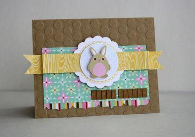 Card-Sarah Webb-Hoppy Easter
