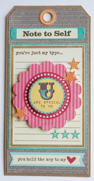 Card-Carole-U Special To Me