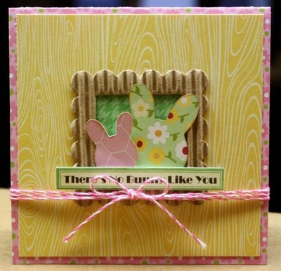 Card-Sheri Feypel-There's No Bunny Like You