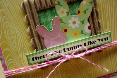 Card-Sheri Feypel-There's No Bunny Like You CU