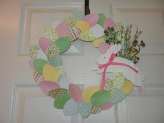 Project-Easter Wreath-Amy Cloud