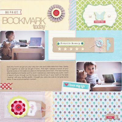 LO-Teka-Bookmark Today