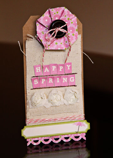 Tag-Lisa-Happy Spring