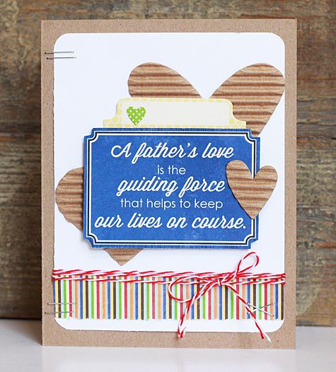Card-Becky-Fathers Love