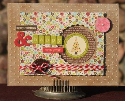 Card-Christy Musack-Merry Christmas