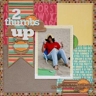 LO-Juliana Michaels-2 Thumbs Up