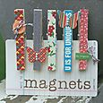 Magnet clips