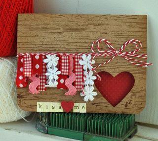 Card-Cathy Harper-Kiss Me