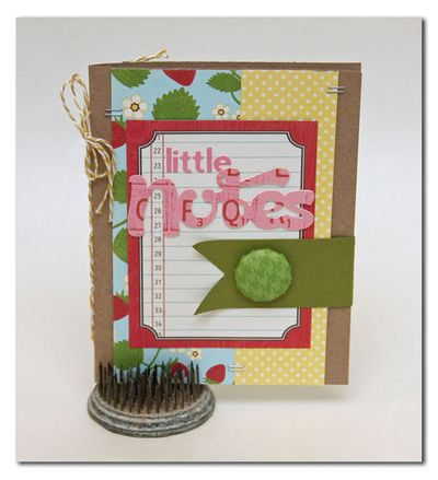 Card-Summer-Little Notes