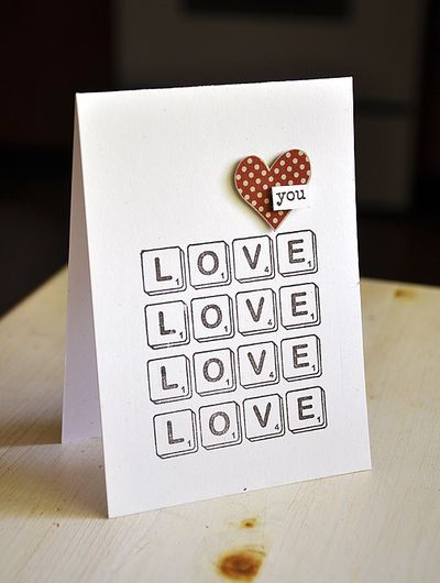 Card-Maile-Love You