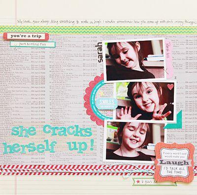LO-Becky-She Cracks Herself Up