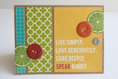 Card-Carole-Live Simply
