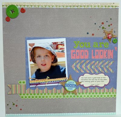 LO-Mary Pat-You Are Good Lookin'