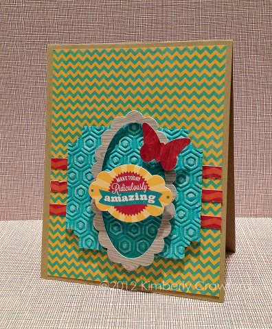 Card-Kimberly Crawford-You're Amazing