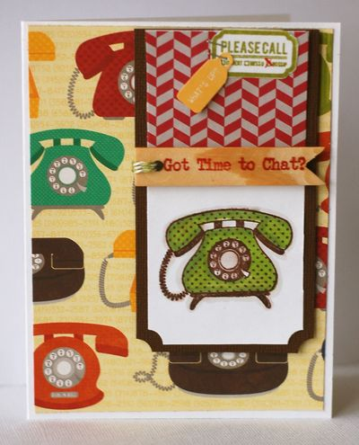 Card-Kimber-Got Time