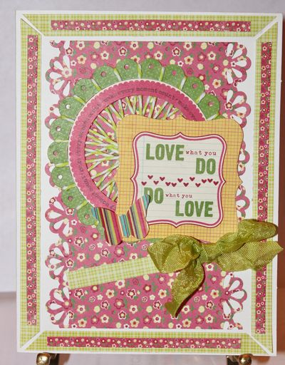 Card-Eileen Bochsler-Love What You Do