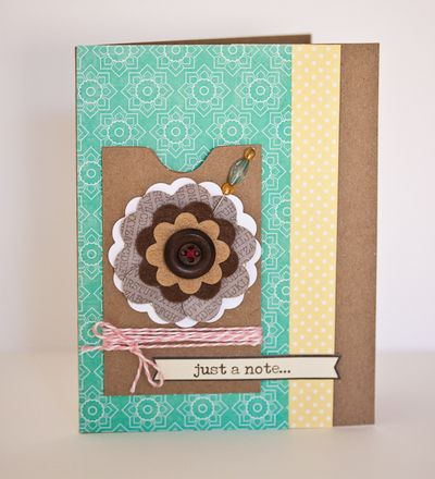 Card-Teka-Just A Note