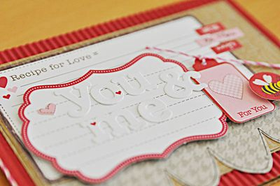 Card-Belinda Venables-You and Me Card