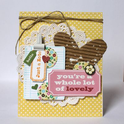 Card-Mel-Lovely