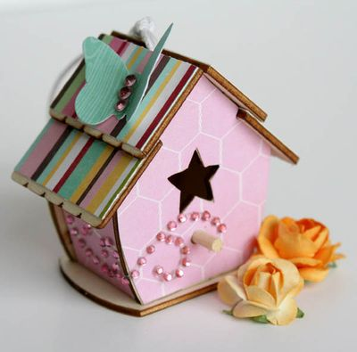 Project-Carole-little bird house 001