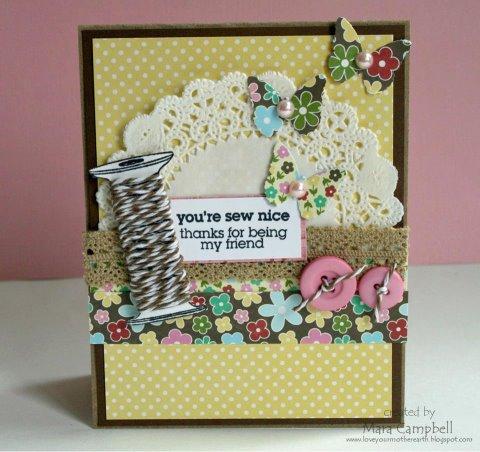 Card-Mara Morgan Campbell-You're Sew Nice
