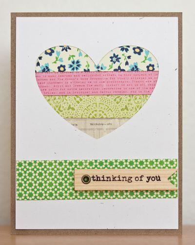 Card-Teka-Thinking of You